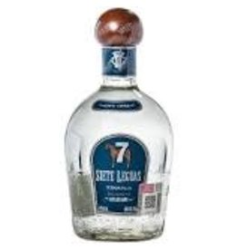 Tequila Siete Leguas Blanco Tequila 750mL