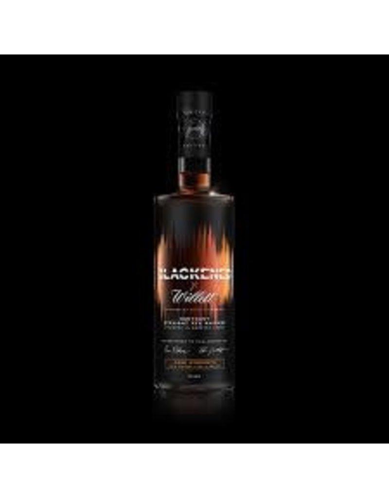 Rye Whiskey Blackened Willet X Rye Whiskey 750ml