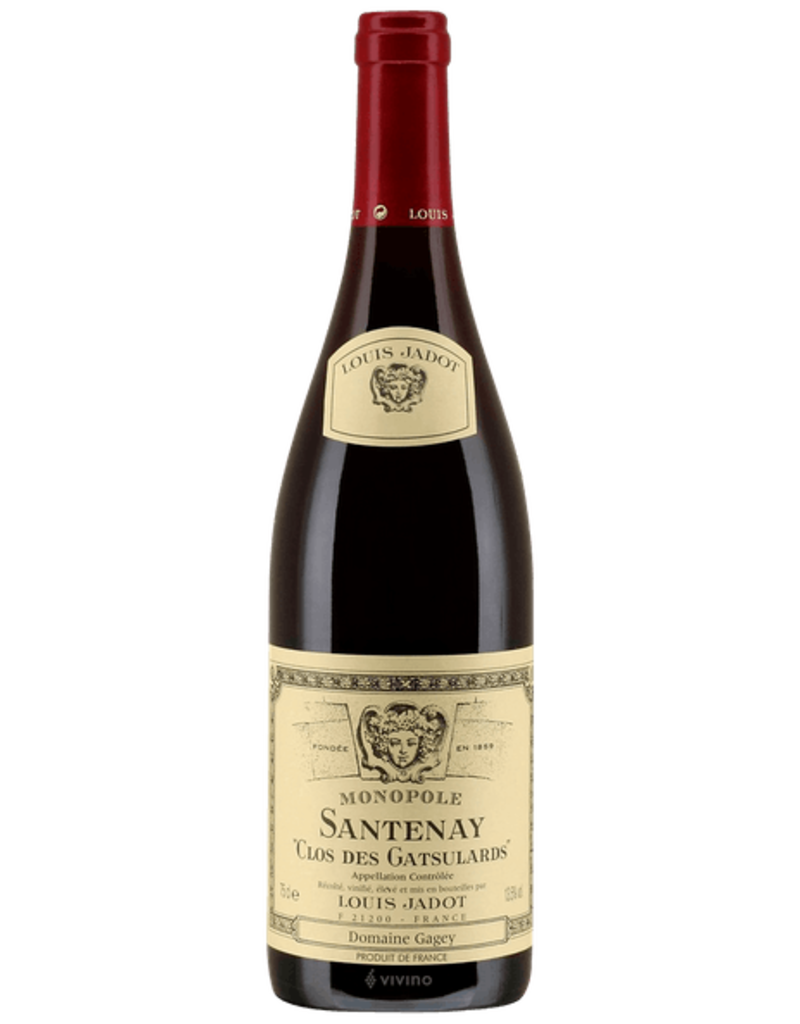 Burgundy French Jadot Santenay Clos Des Gatsulards Domaine Gagey Monopole Red 2019