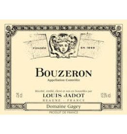 Burgundy French Louis Jadot Bouzeron Blanc 2019