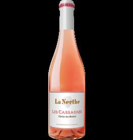 Rose Chateau La Nerthe Les Cassagnes Cotes-Du-Rhone Rose 2020 750ml