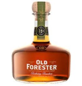 Bourbon Whiskey Old Forester Bourbon Birthday 2021 Agd 12 years Limited Bottling750ml