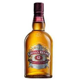 Blended Scotch Chivas Regal 12yr Scotch 750ml