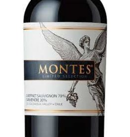 Carmenere Montes Cabernet Sauvignon-Carmenere Limited Selection 750ml