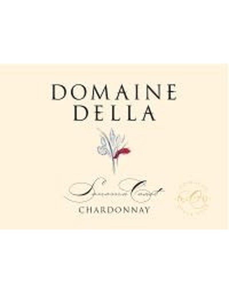 Chardonnay Sonoma California Domaine della Chardonnay Sonoma Coast 2015 750ml