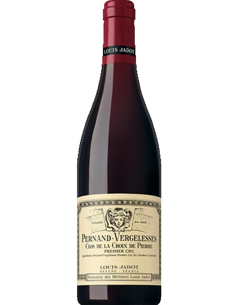 Burgundy French Jadot Pernand Vergelesses  Rouge Clos de la Croix de Pierrre Premier Cru 2019