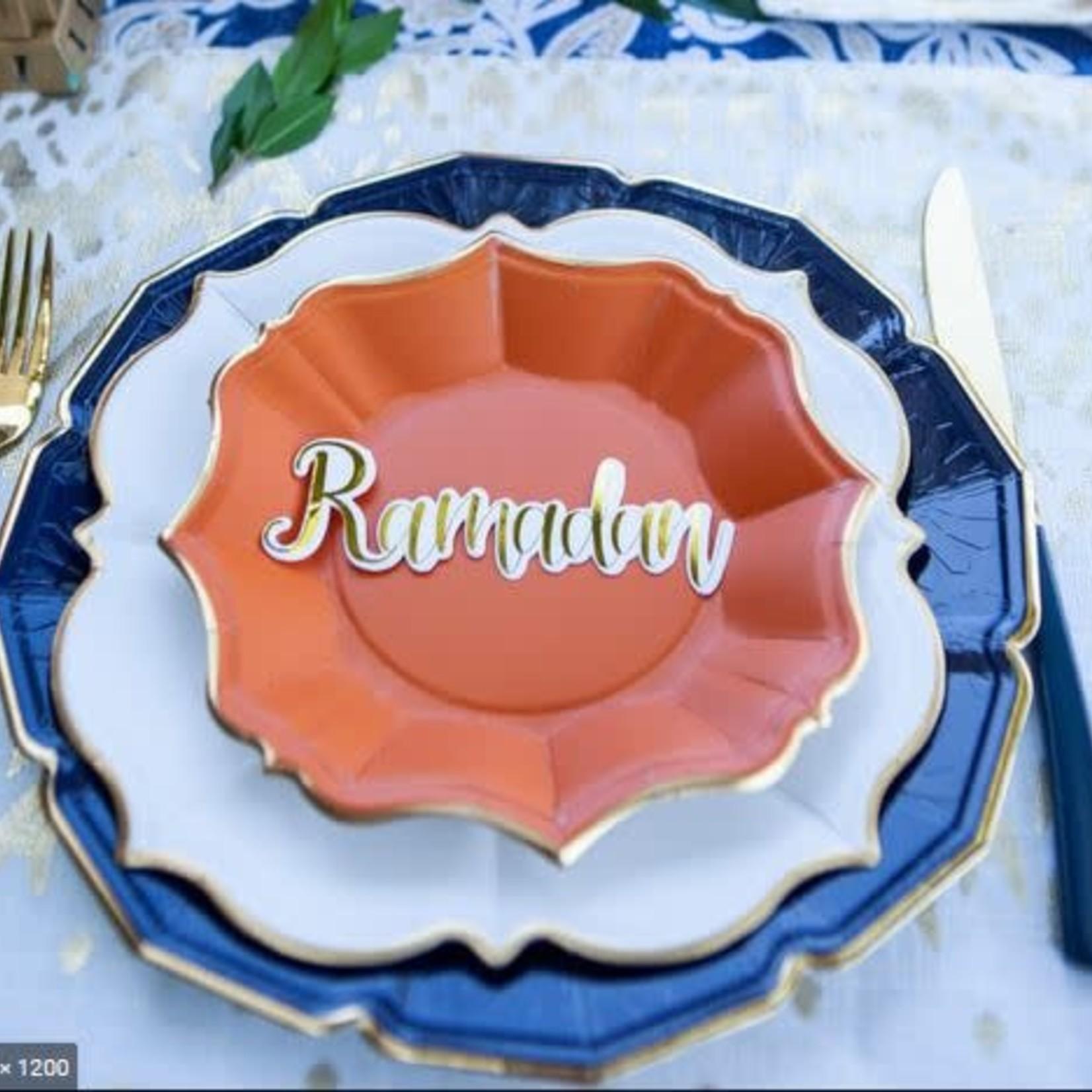Eid Creations Marrakesh Lunch Plates