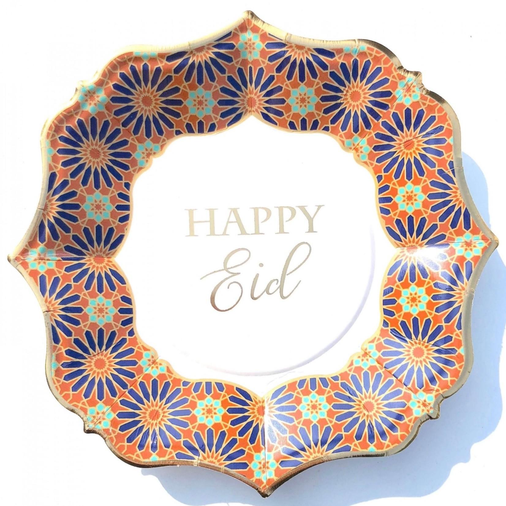 Eid Creations Marrakesh Dessert Plates