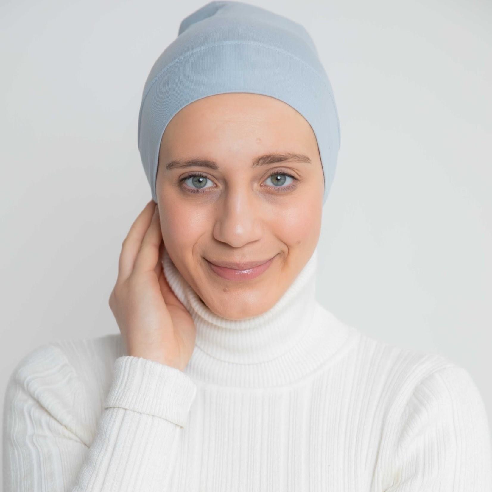 Nasiba Fashion Headband Stone Blue