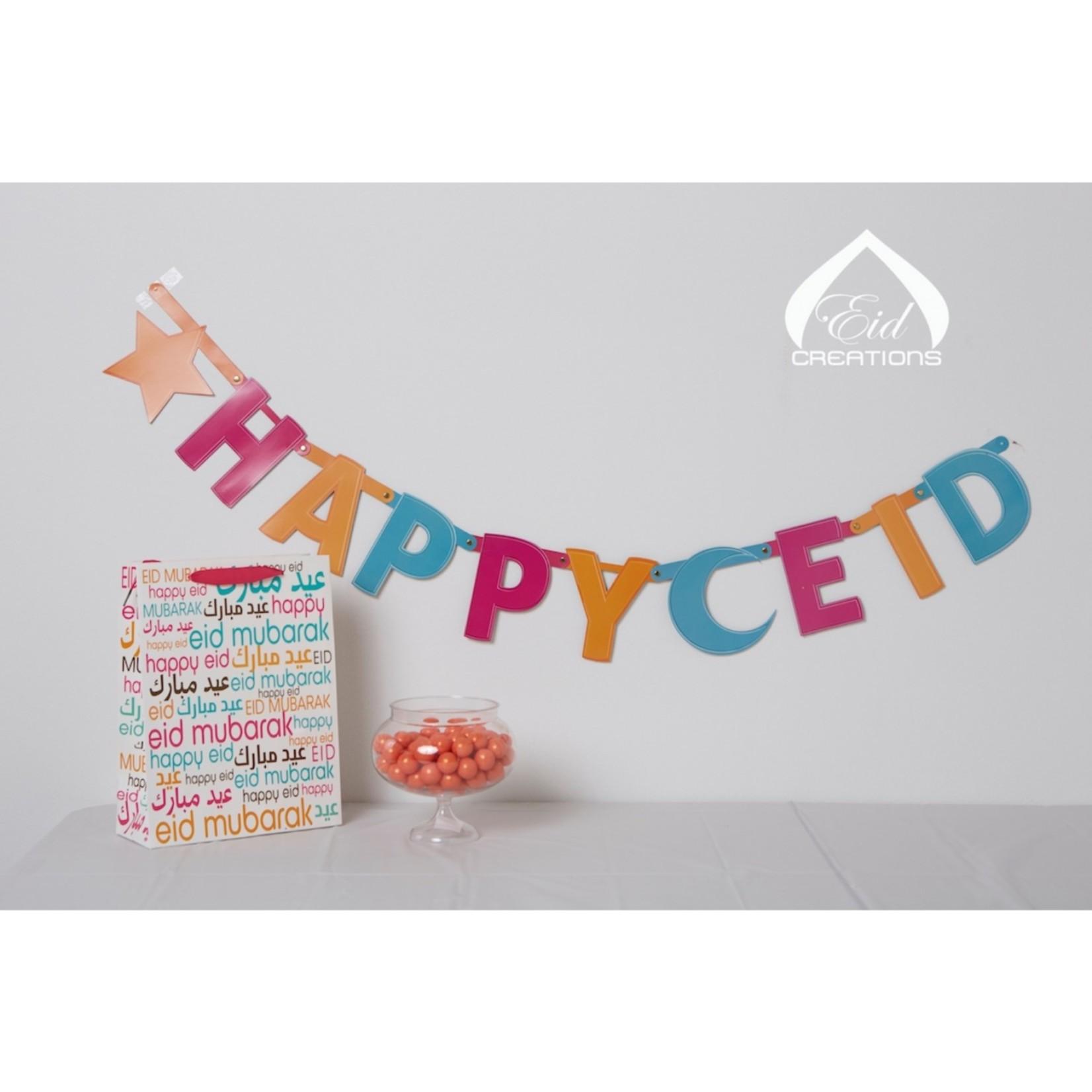 Eid Creations Font DIY Banner