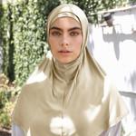 Nasiba Fashion 2pc Hijab Flax (J)