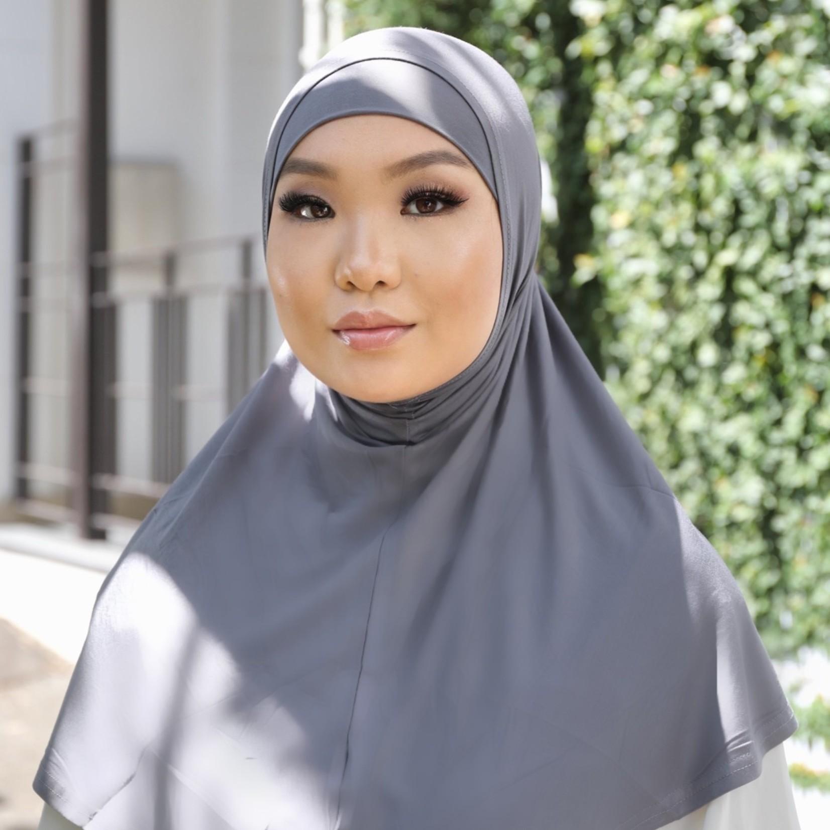 Nasiba Fashion 2pc Hijab Magnet (J)