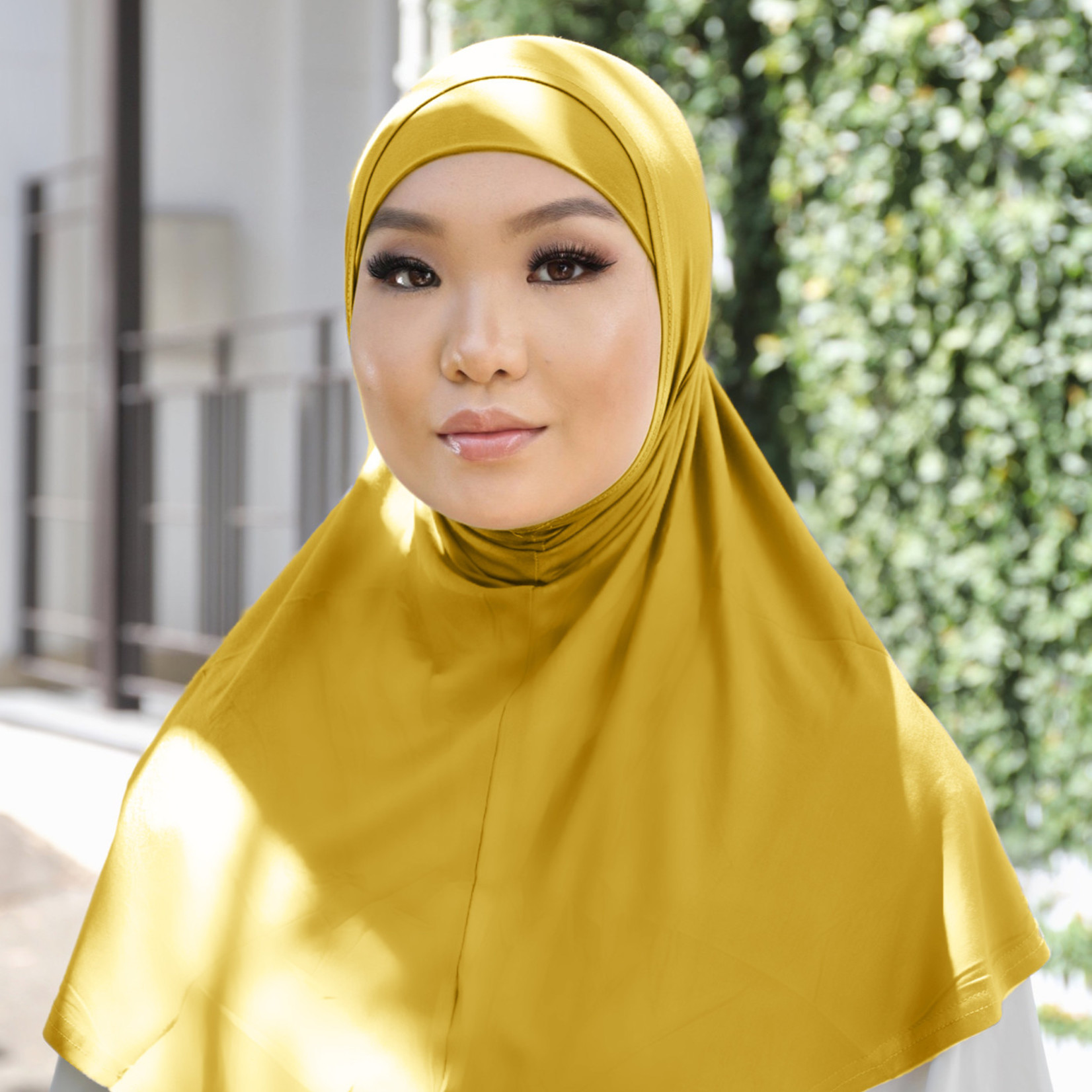 Nasiba Fashion 2pc Hijab Dijon (J)
