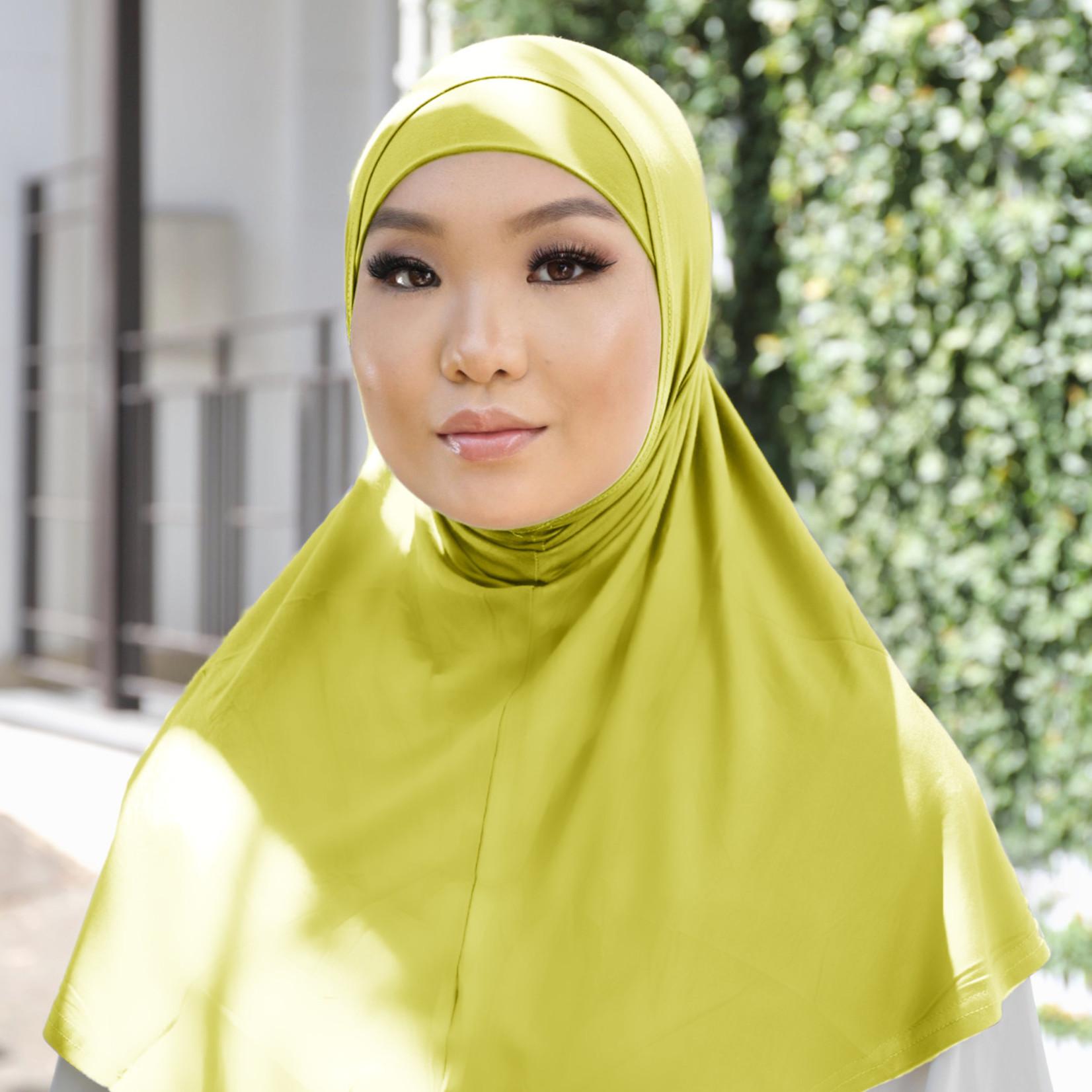 Nasiba Fashion 2pc Hijab Ceylon (J)