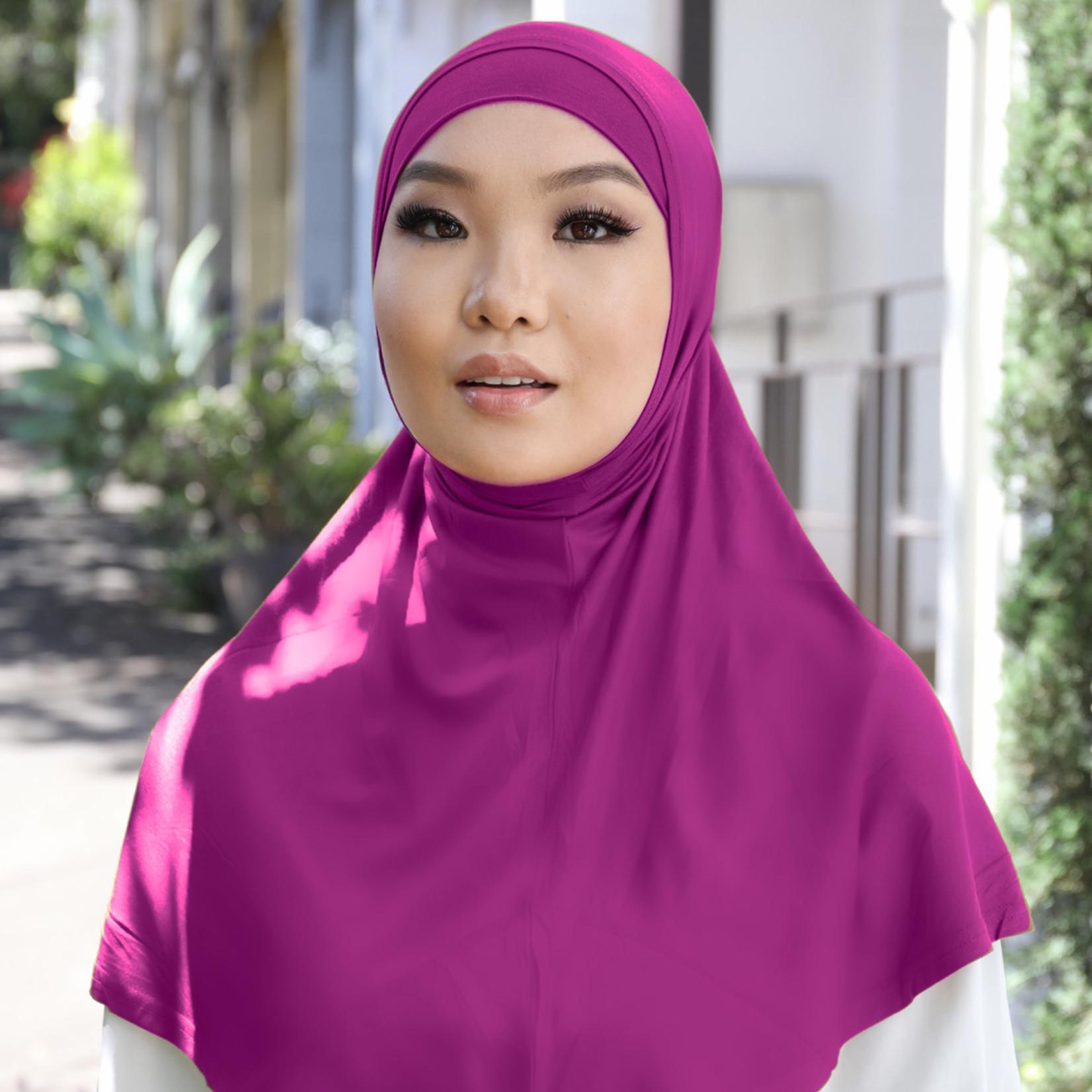 Nasiba Fashion 2pc Hijab Fundigo (J)
