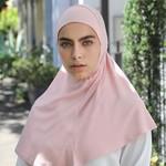 Nasiba Fashion 1pc Hijab Salmon (J)