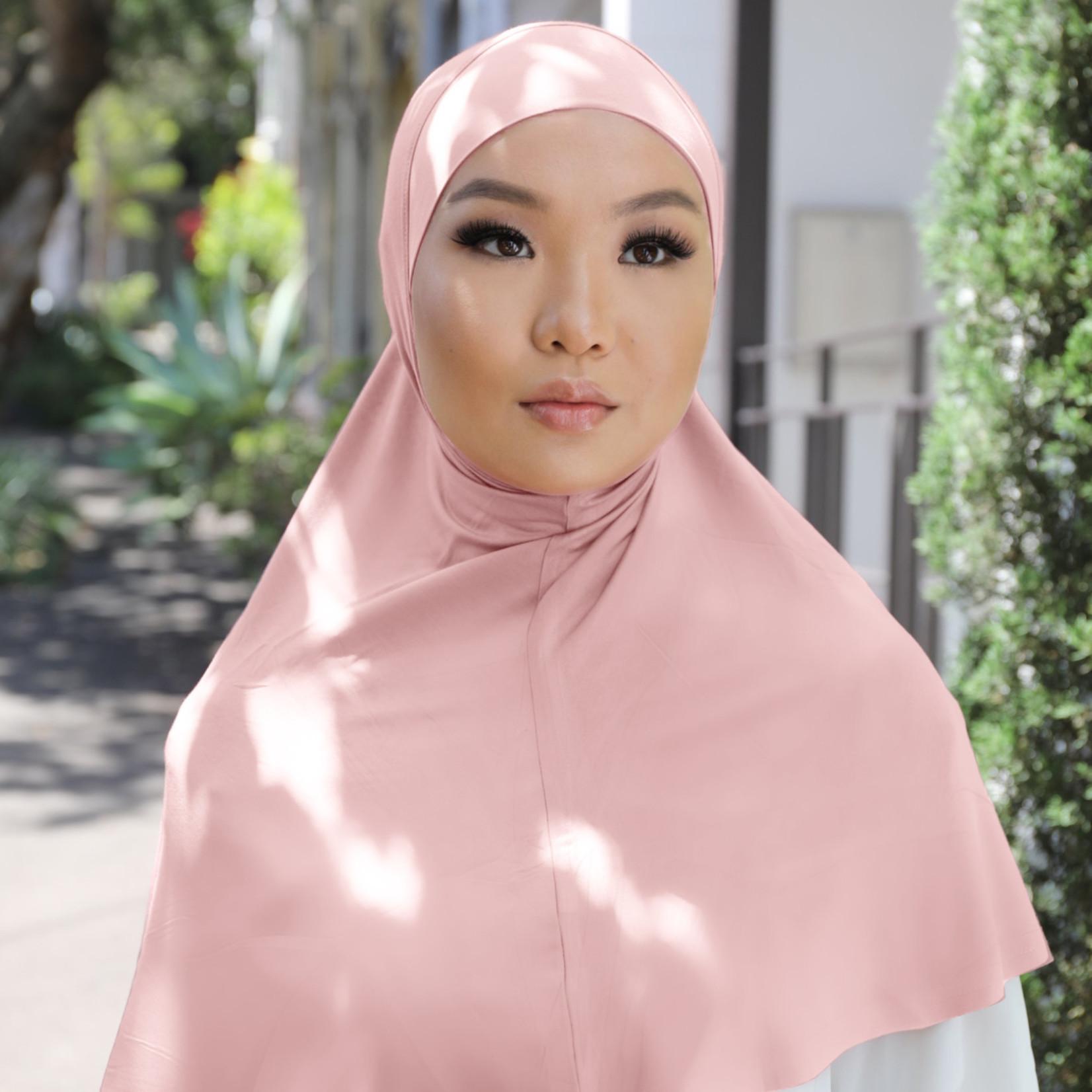 Nasiba Fashion 1pc Hijab Crepe (J)