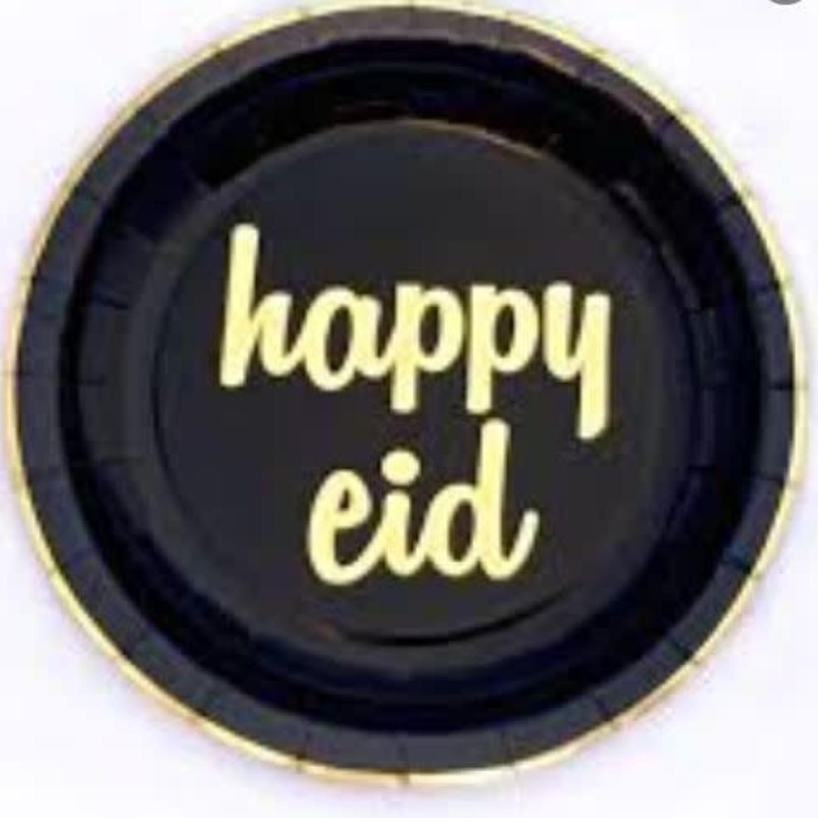 Eid Creations Happy Eid Dessert Plate