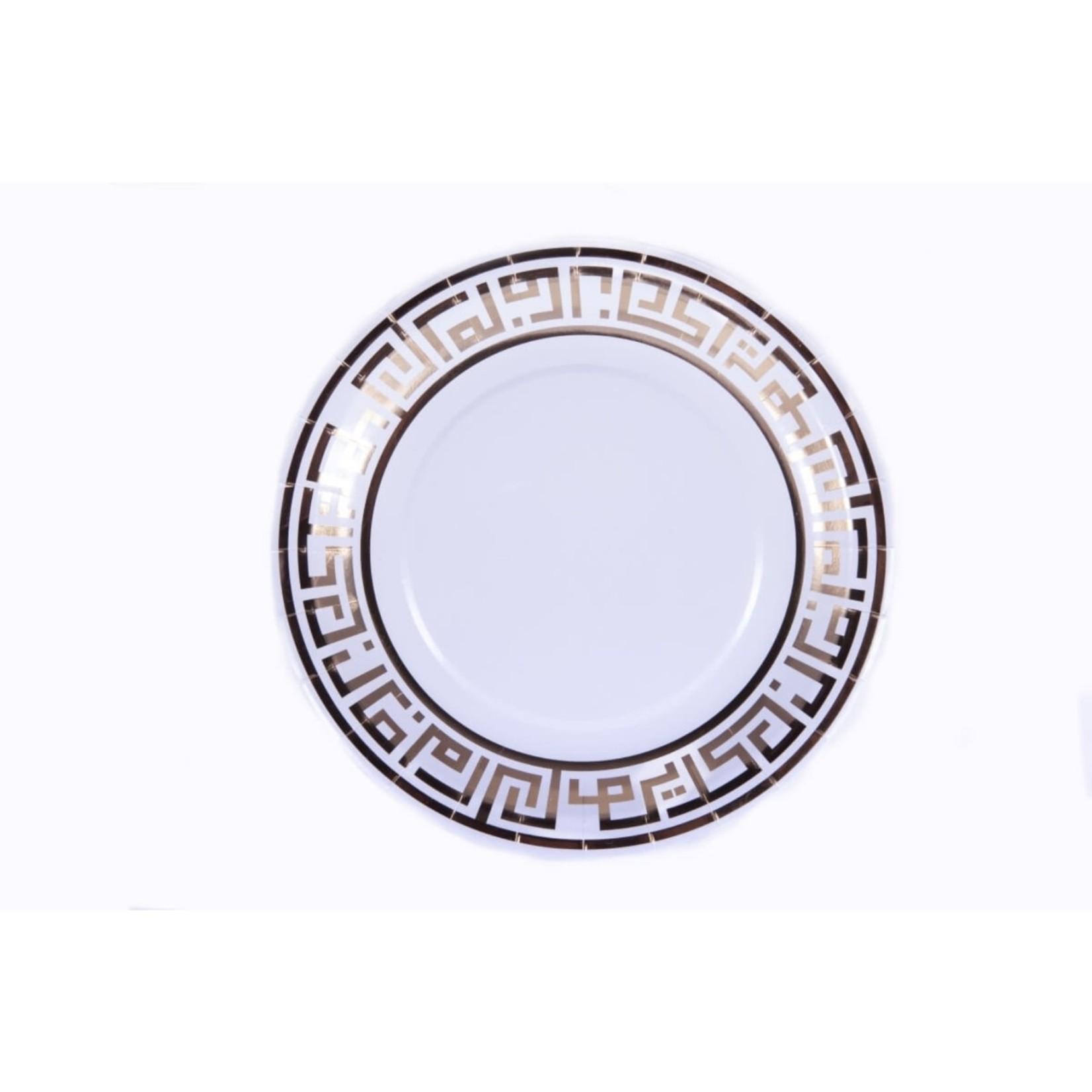 Eid Creations Mashrabiya Dinner Plates