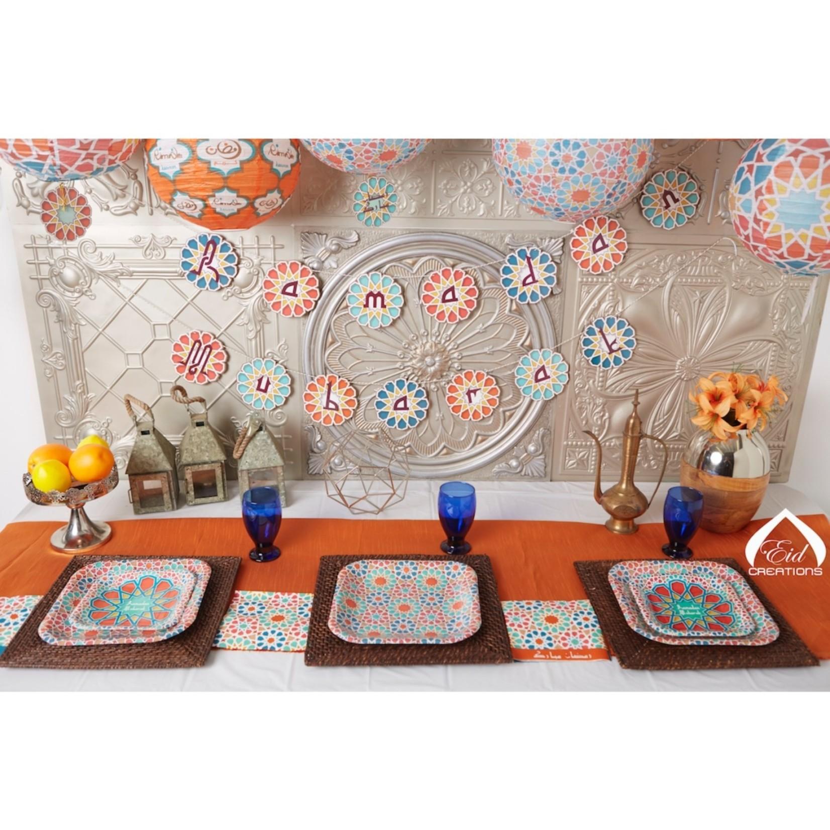 Eid Creations Tangier Dinner Plate