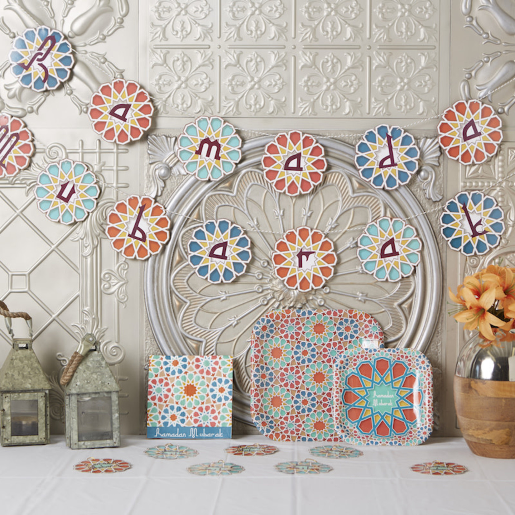 Eid Creations Tangier Ramadan Banner