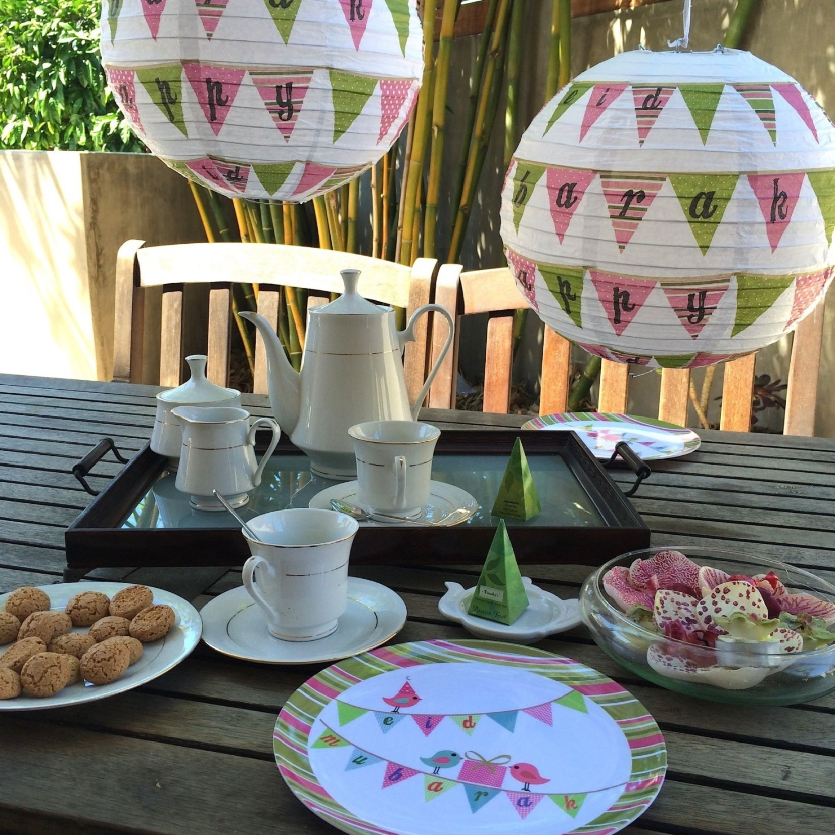 Eid Creations Shabby Zee Eid Lantern