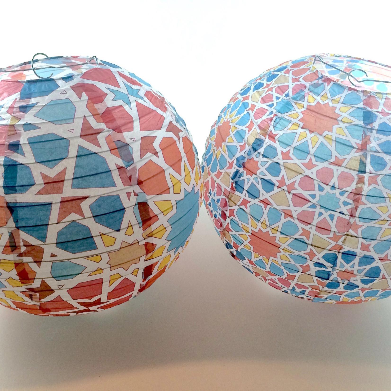Eid Creations Tangier Lantern Set