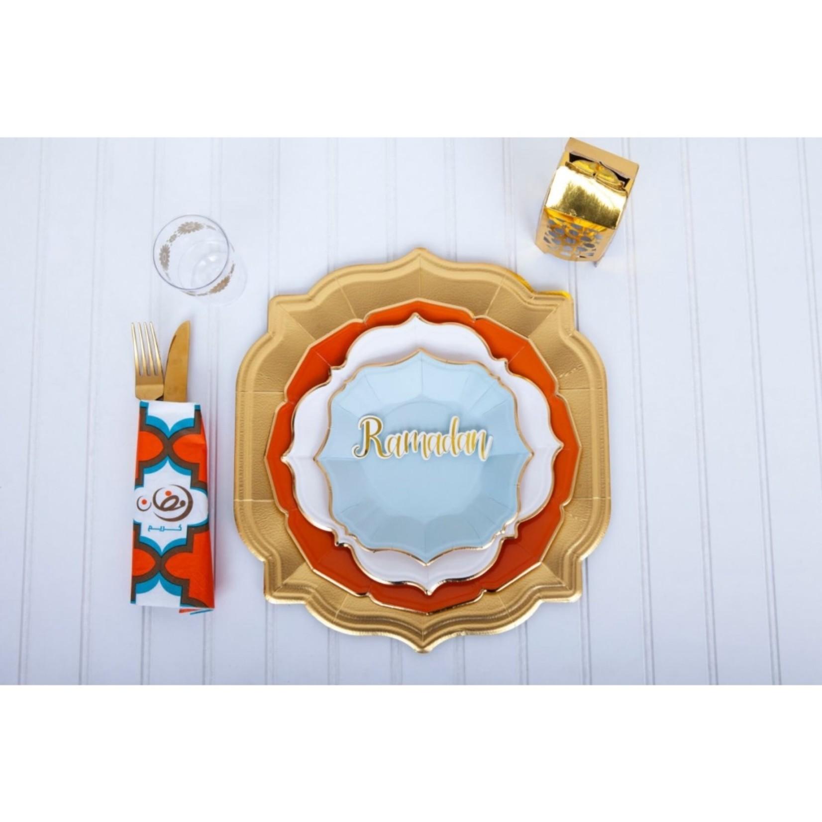 Eid Creations Arabesque Ramadan Dinner Napkins
