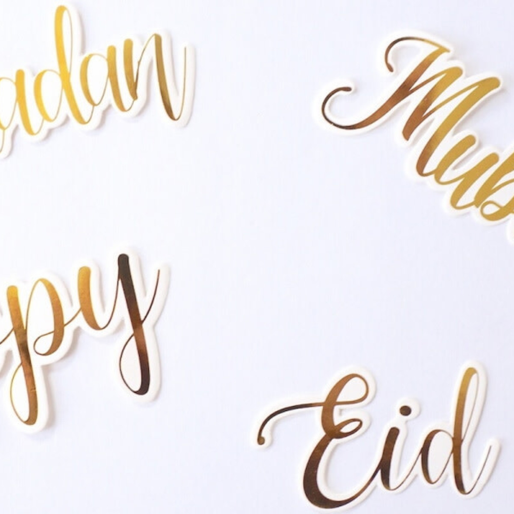 Eid Creations Cut Outs