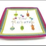 Eid Creations Ornament Eid Dinner Plate