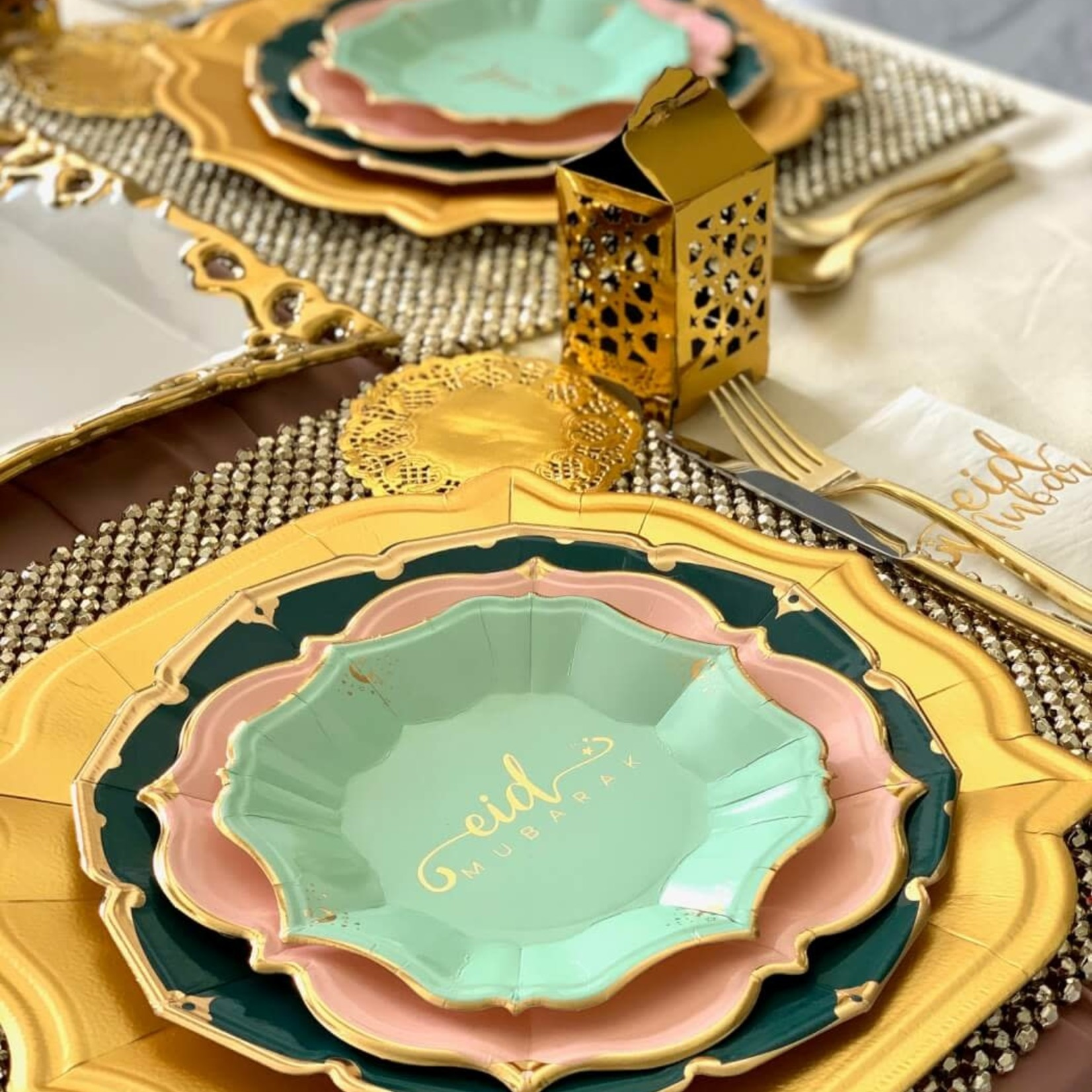 Eid Creations Lantern Favours