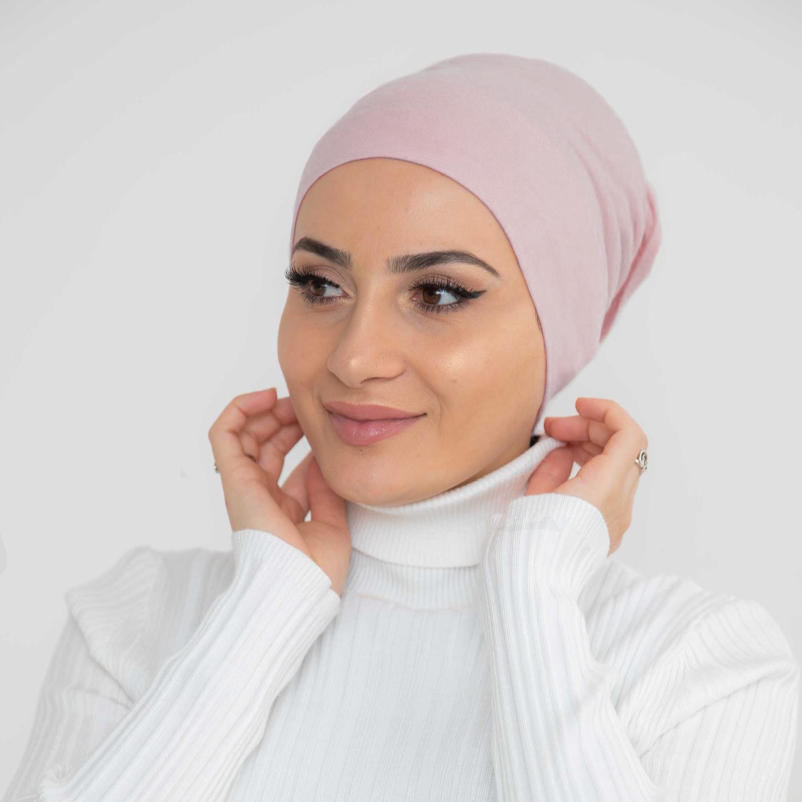Nasiba Fashion Headband Rosie pink