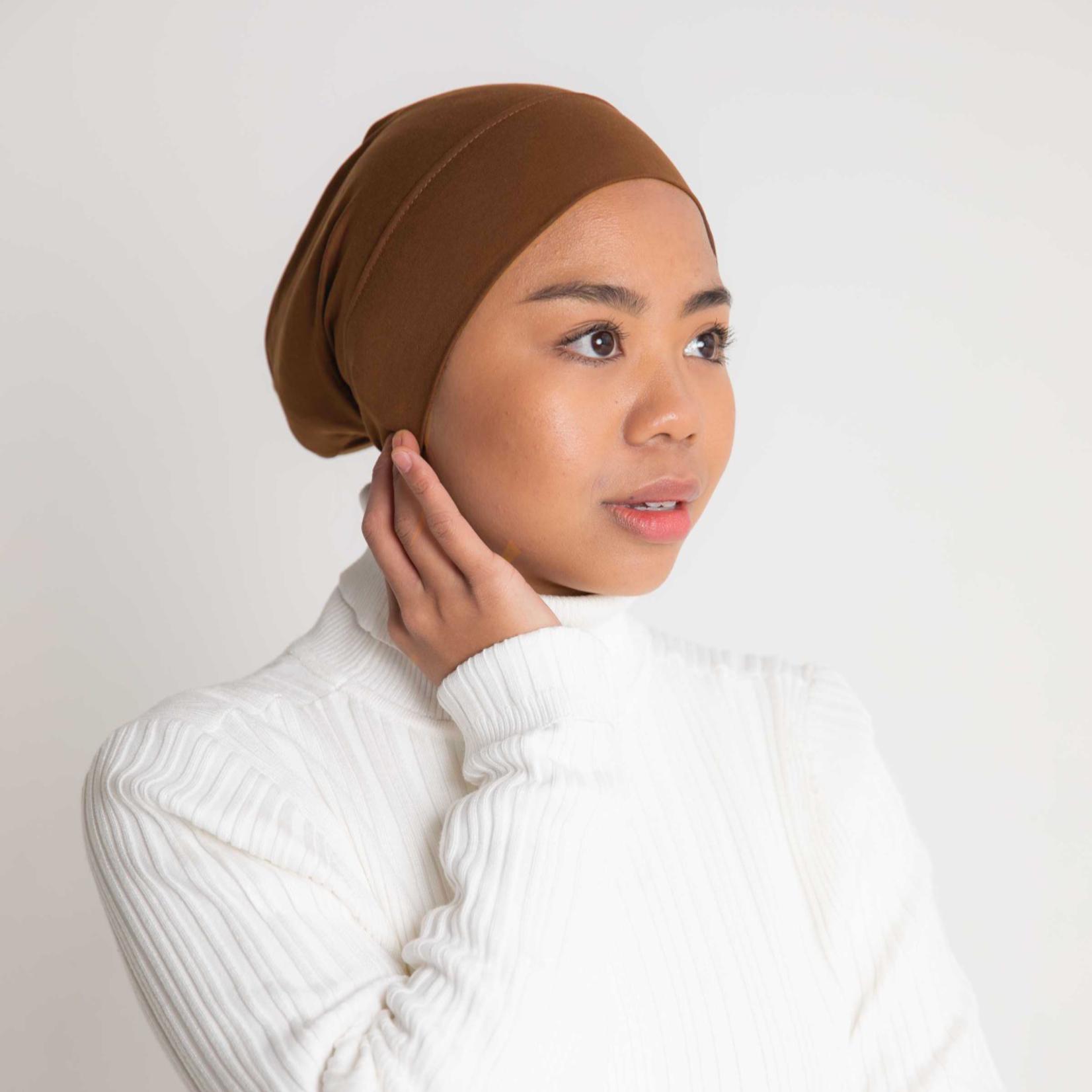 Nasiba Fashion Headband Bombay brown