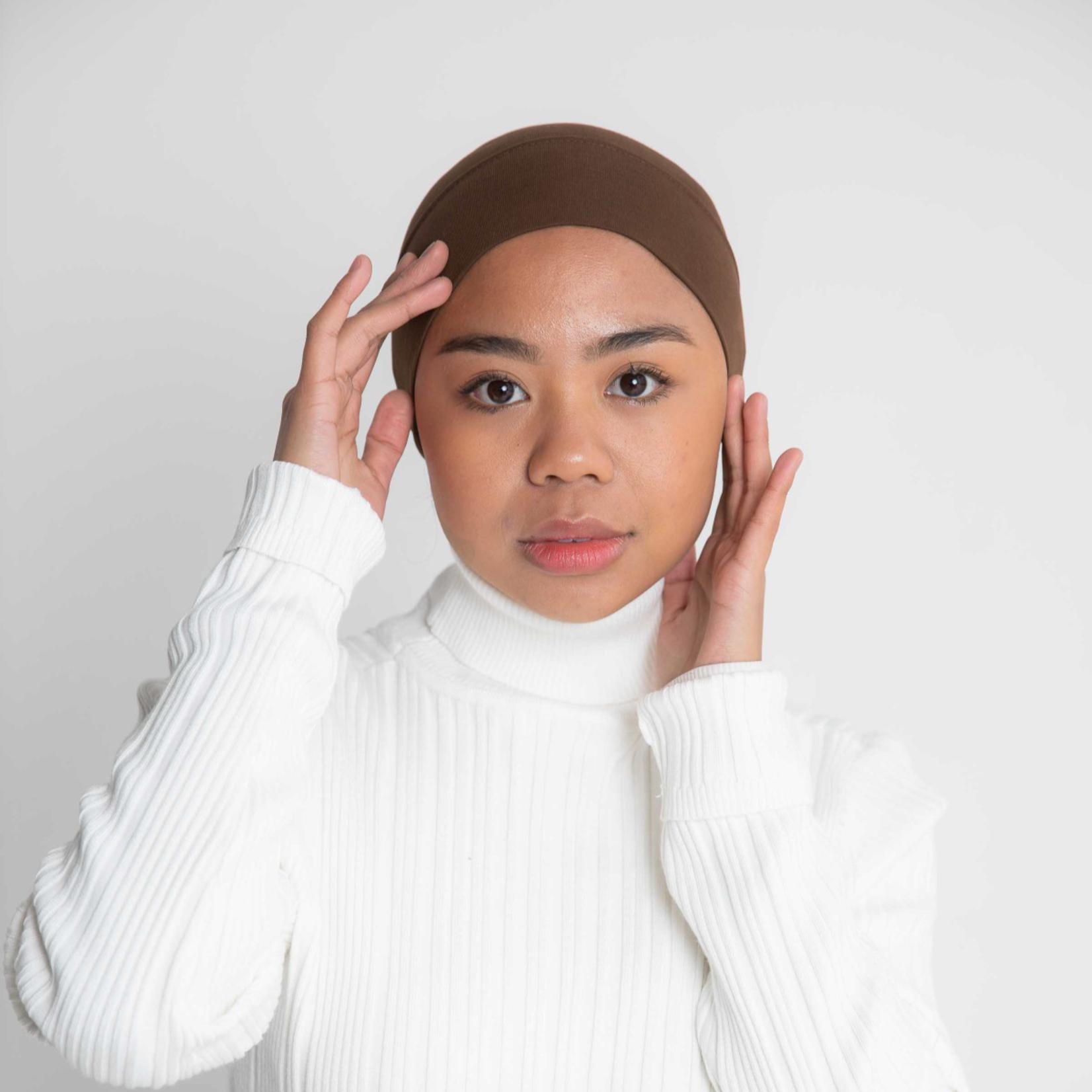 Nasiba Fashion Headband Fondue Fudge