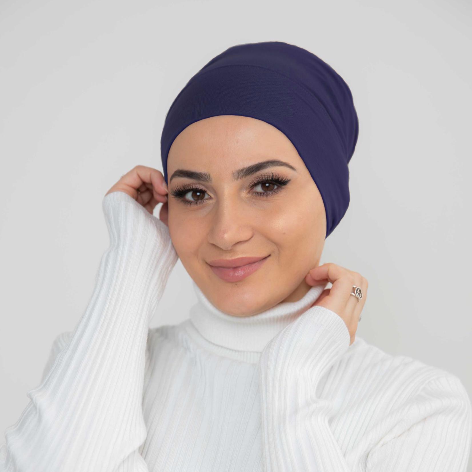 Nasiba Fashion Headband Presidential Blue
