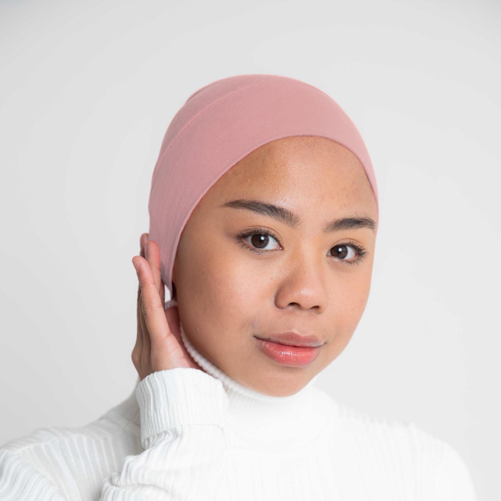 Nasiba Fashion Headband Pink lemonade