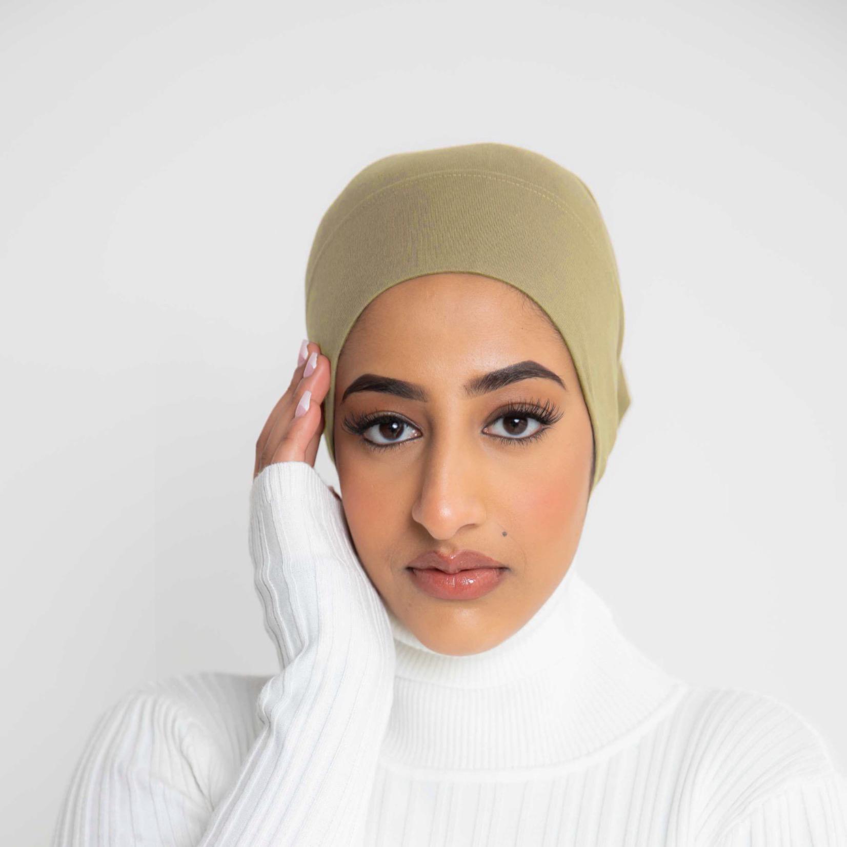 Nasiba Fashion Headband Latte
