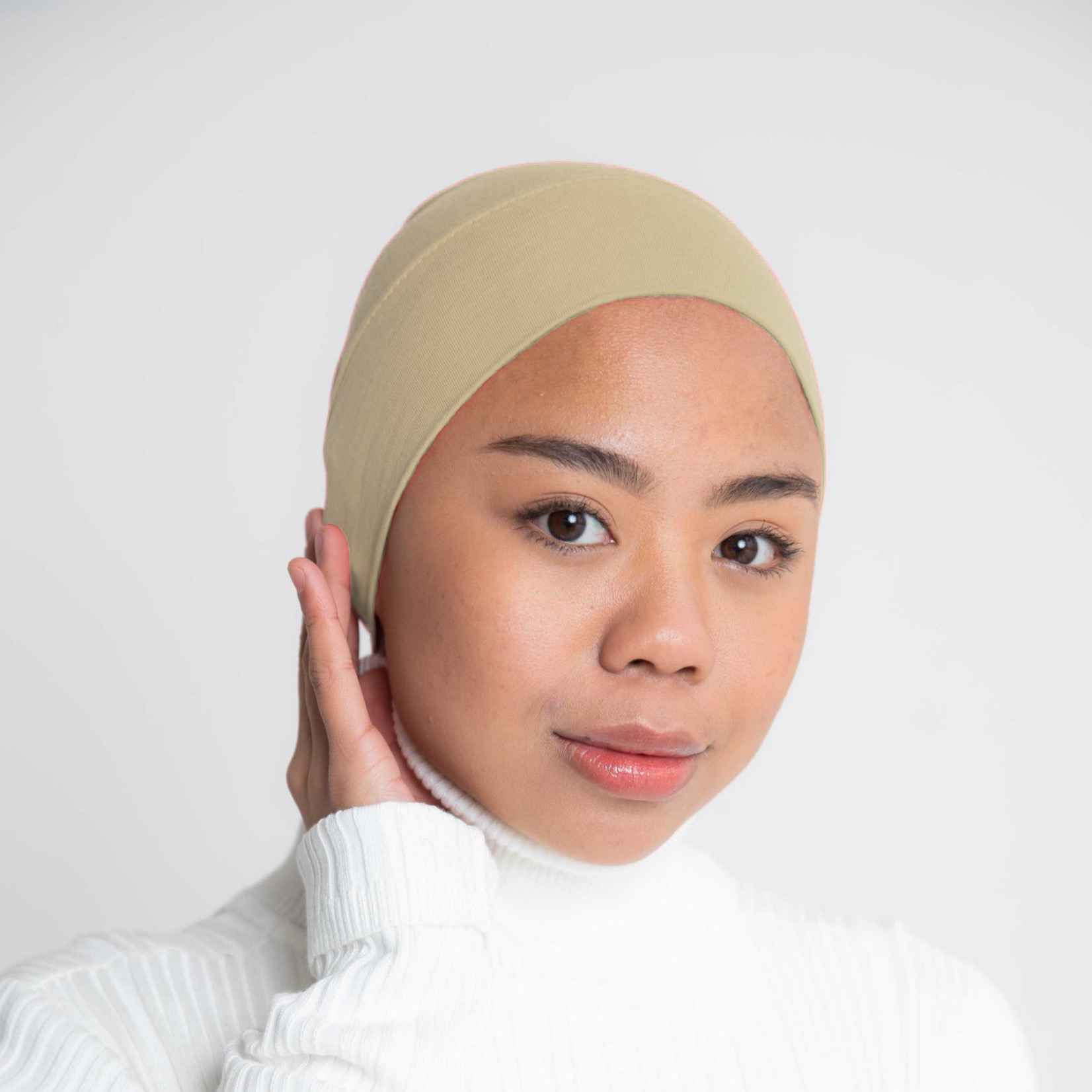 Nasiba Fashion Headband Vanilla