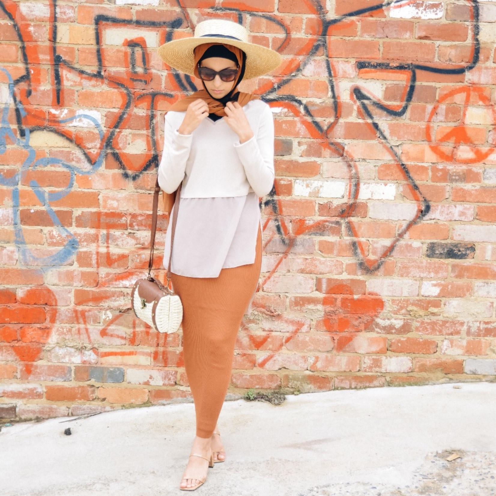 Nasiba Fashion Rosana Top Nude