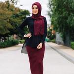 Nasiba Fashion Rosana Top Black
