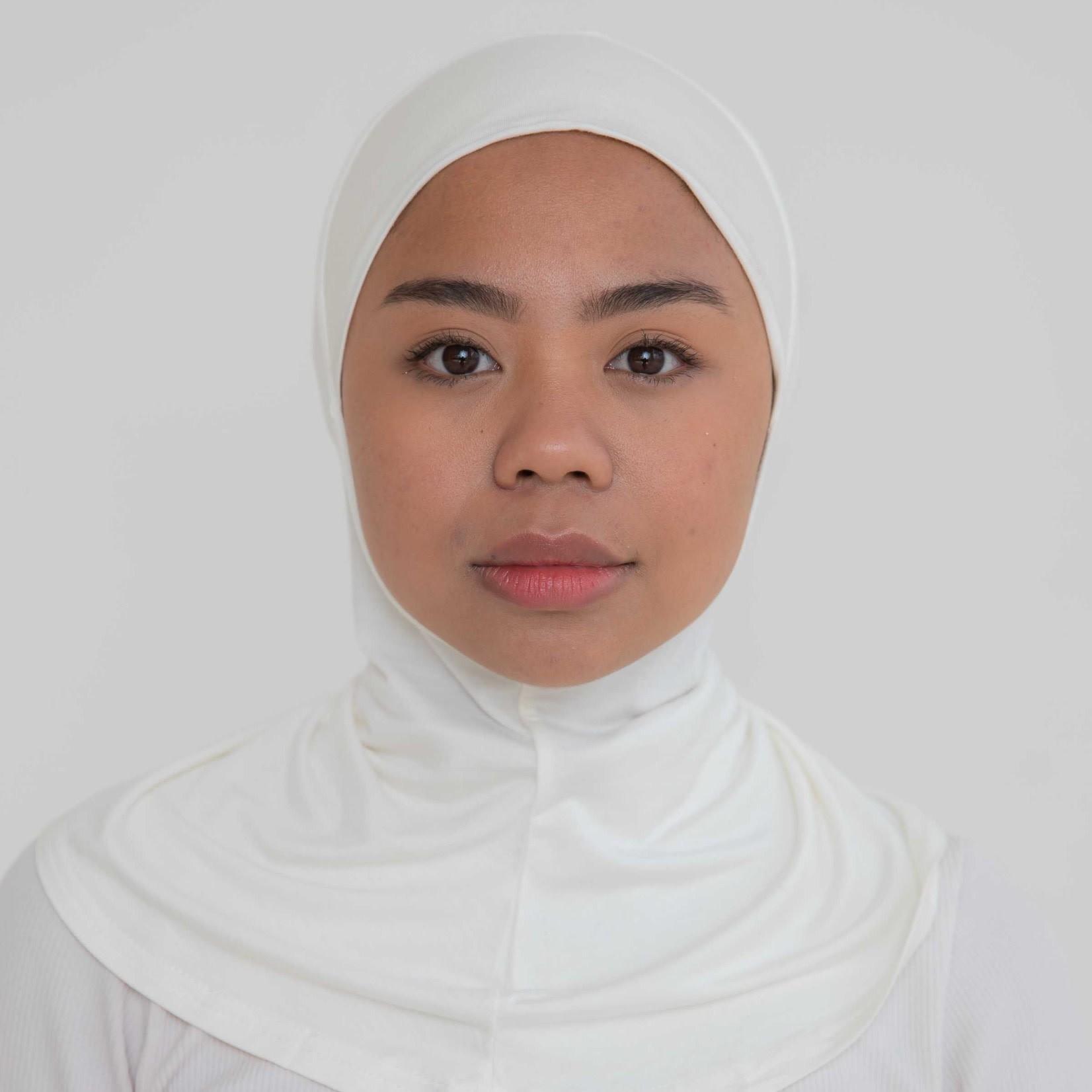 Nasiba Fashion Ninja cap Off-white