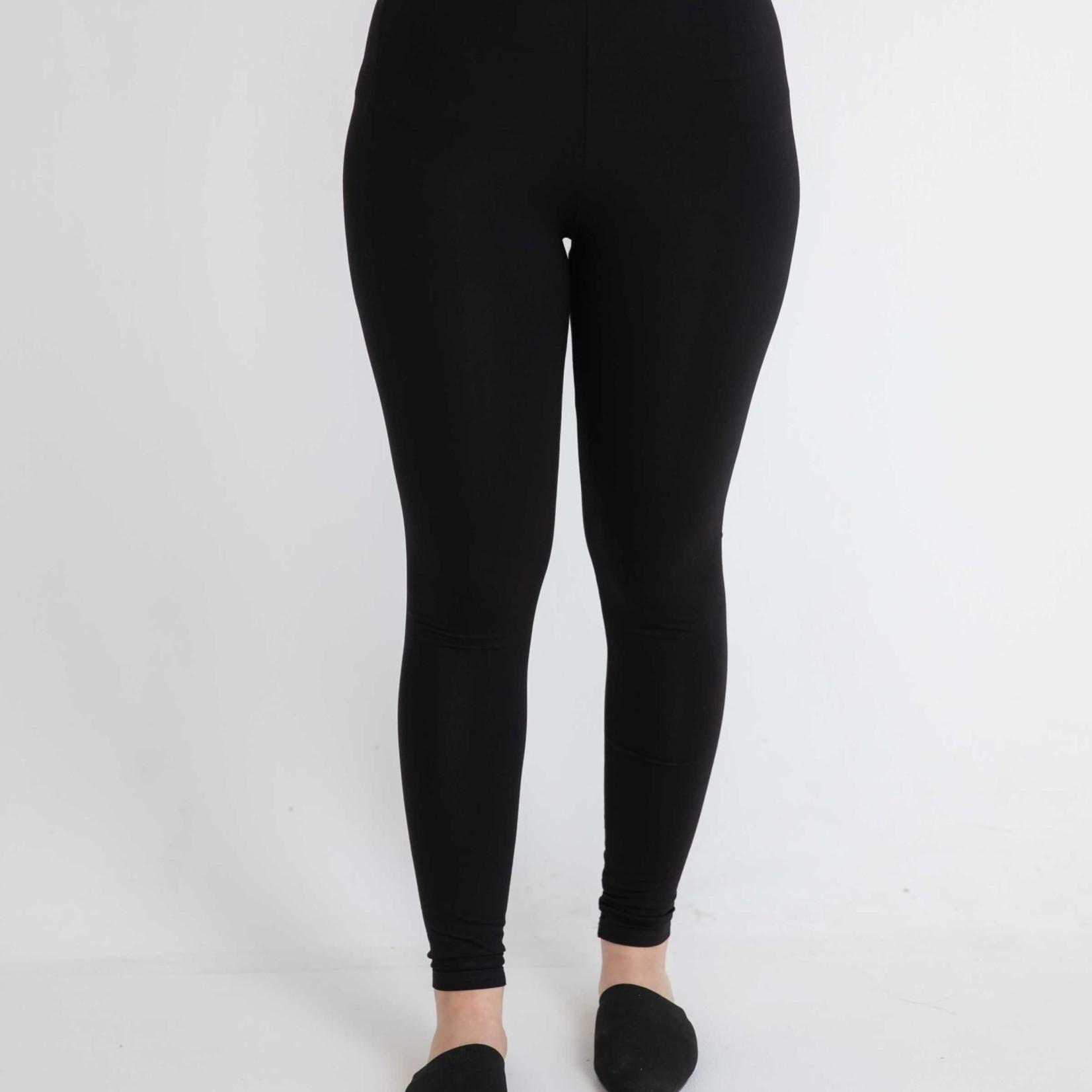 Nasiba Fashion Black Leggings