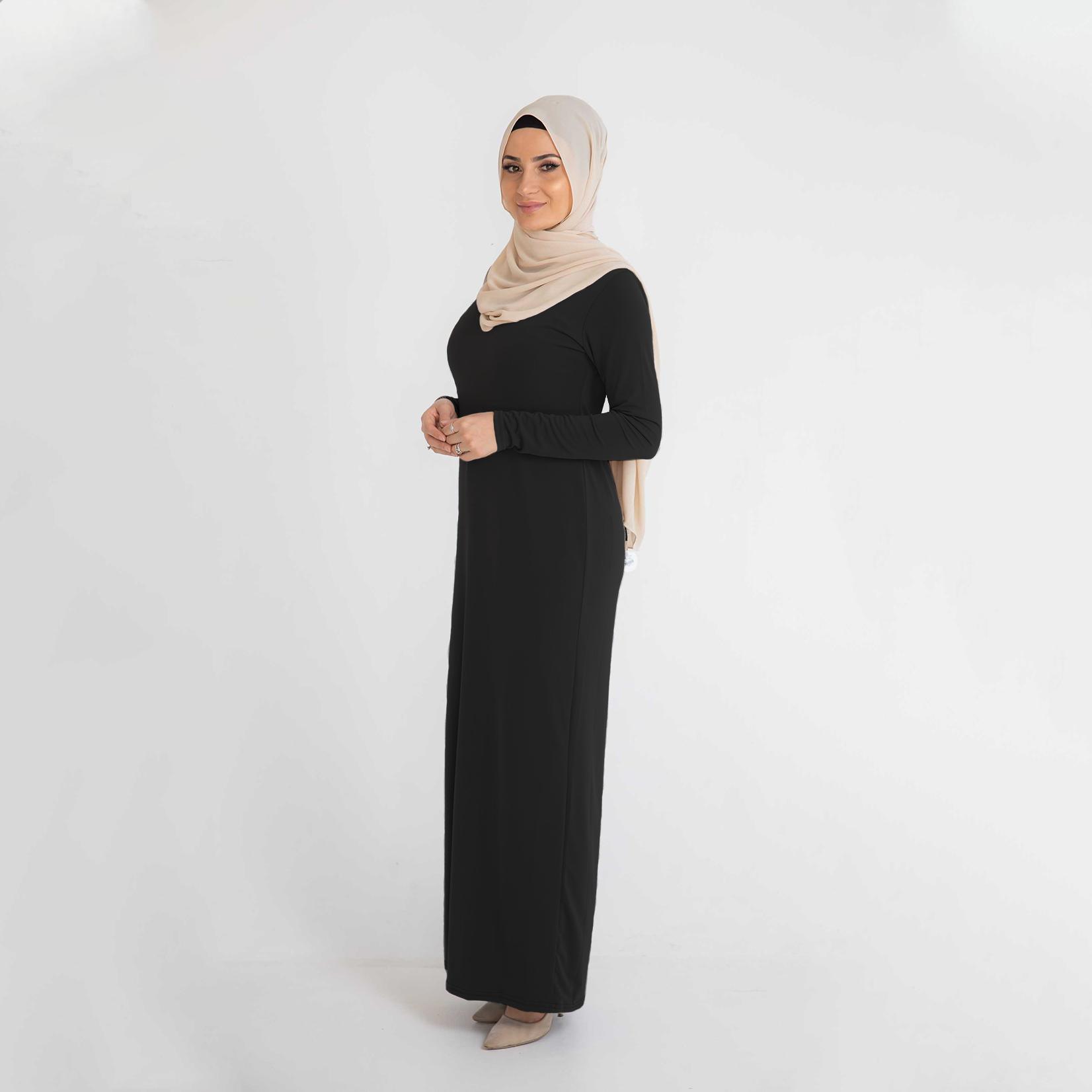 Nasiba Fashion Body Dress Black