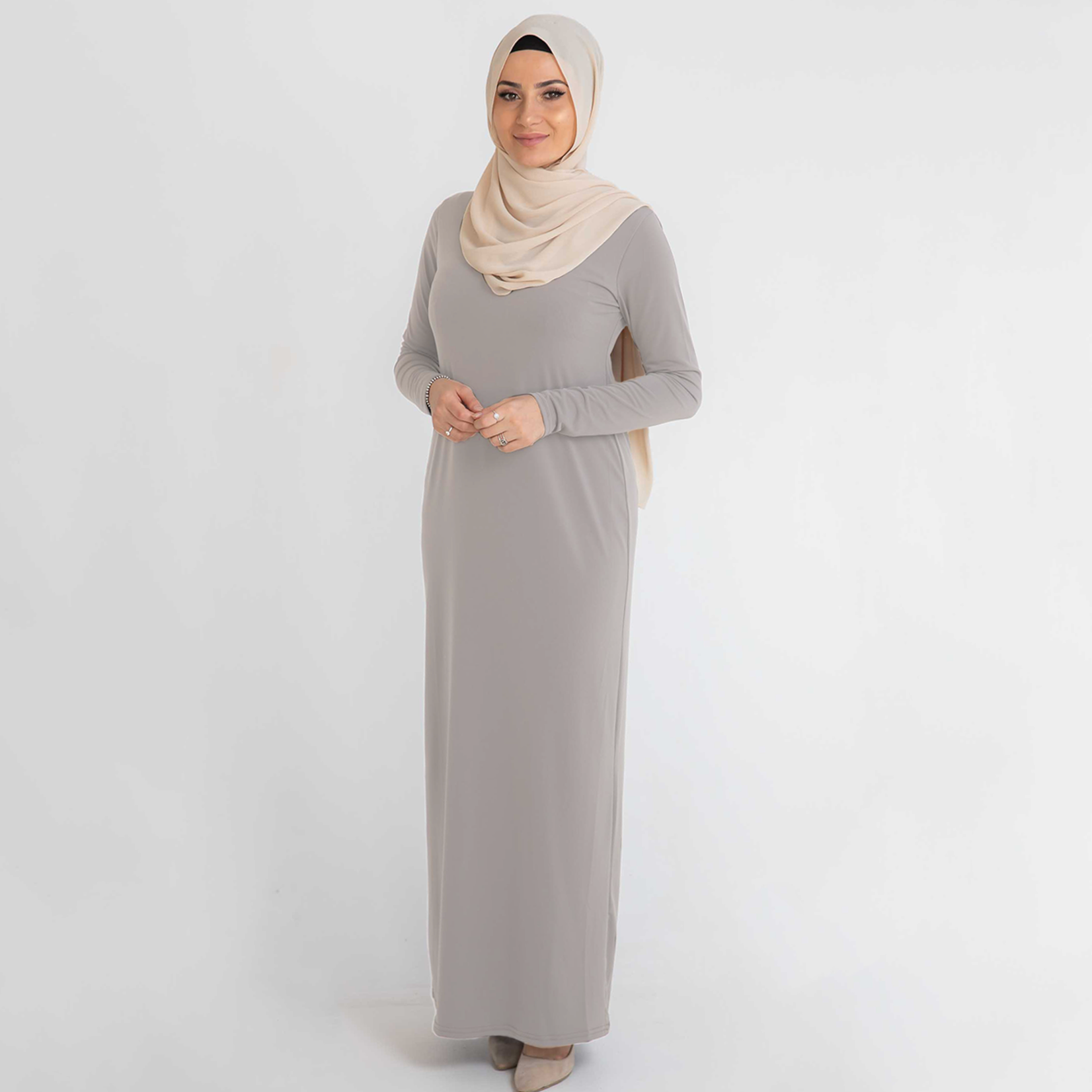 Nasiba Fashion Body Dress Shell