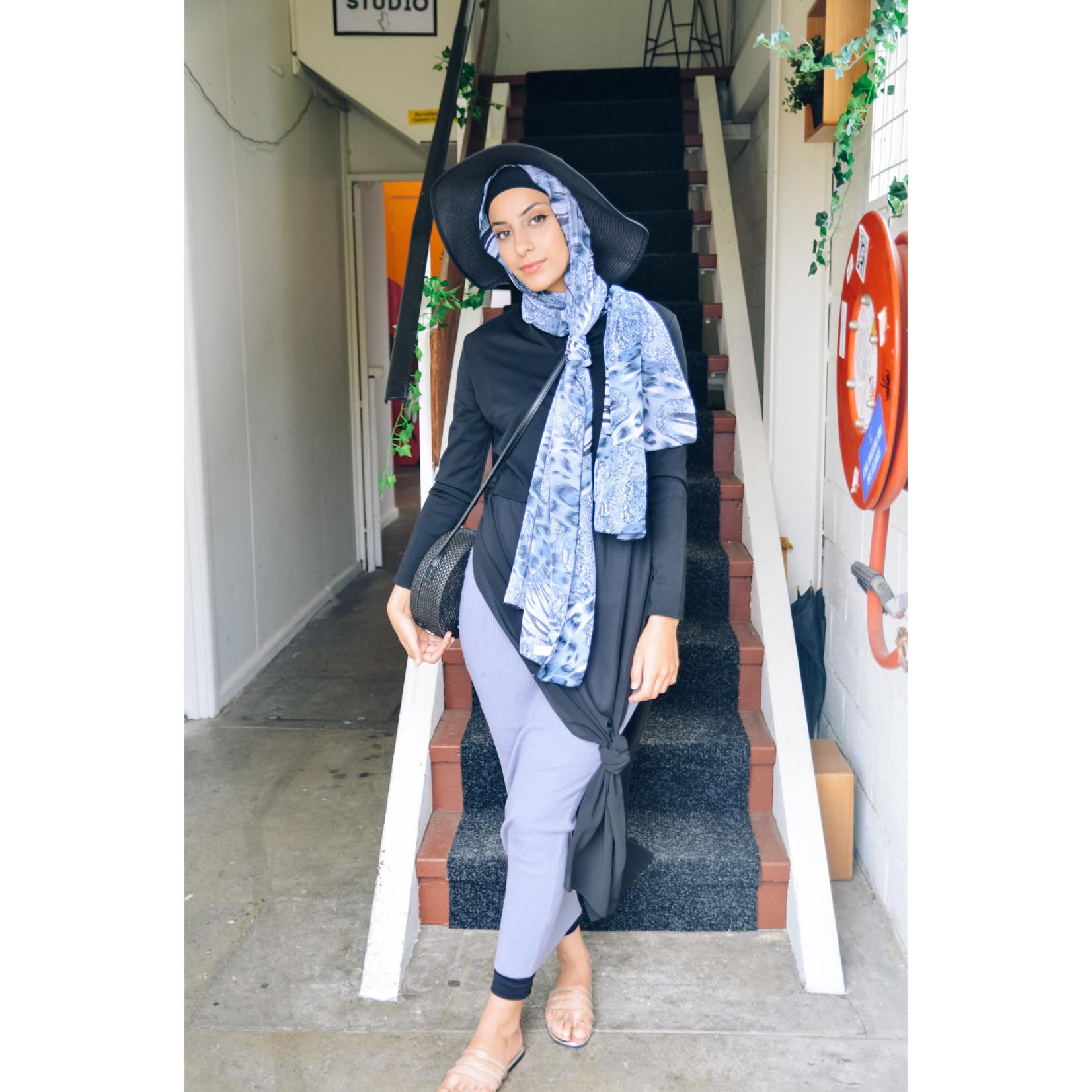 Nasiba Fashion Rosana Dress Black