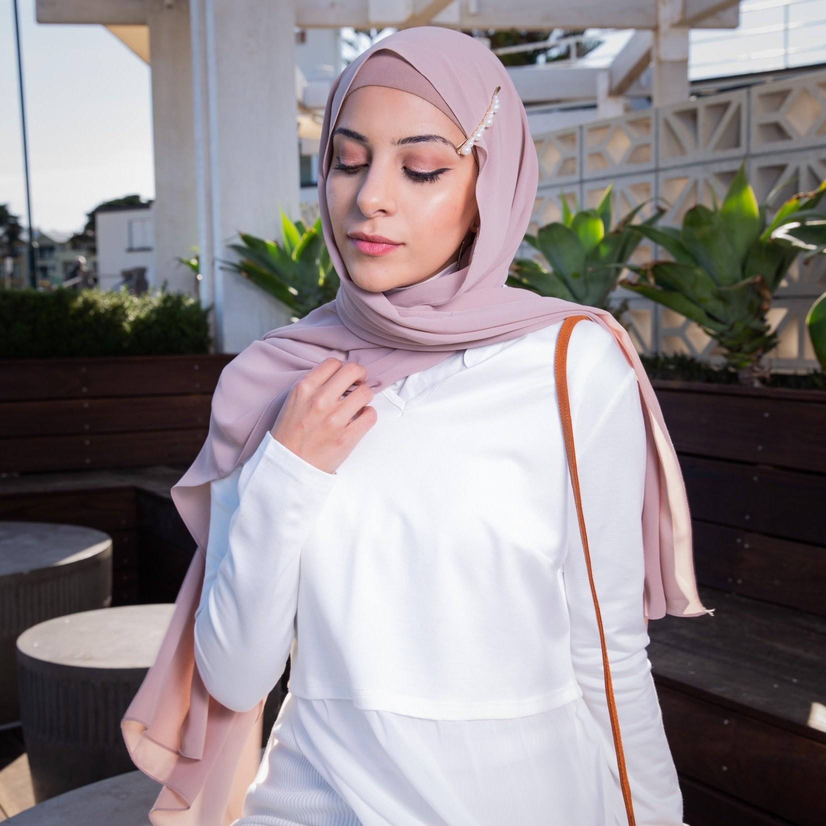 Nasiba Fashion Rosana Dress White