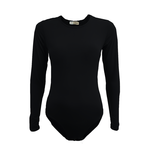 Nasiba Fashion Black Bodysuit