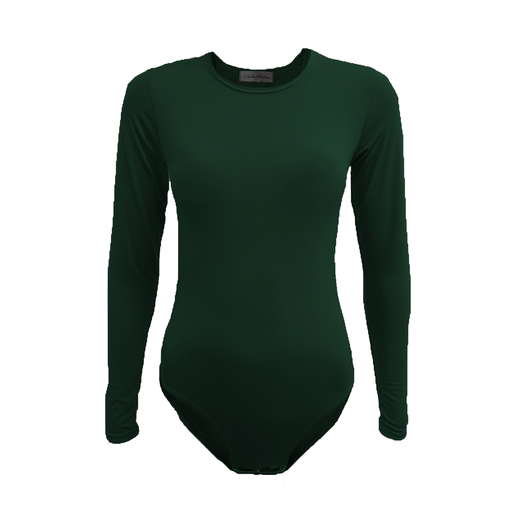Nasiba Fashion Bottle Green Bodysuit