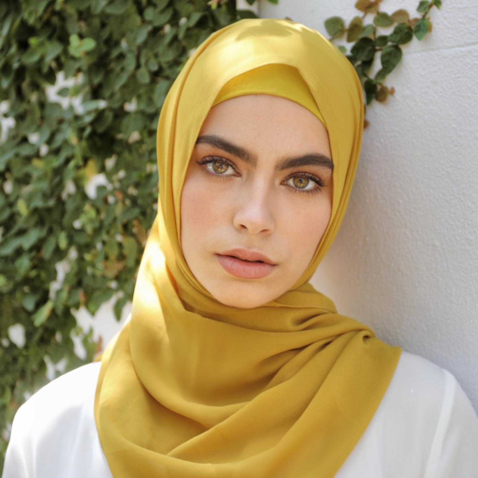 Nasiba Fashion Dijon scarf