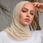 Nasiba Fashion Shawl Linen